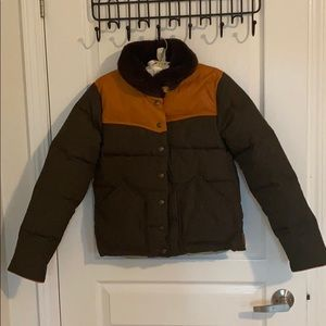 Penfield down jacket.